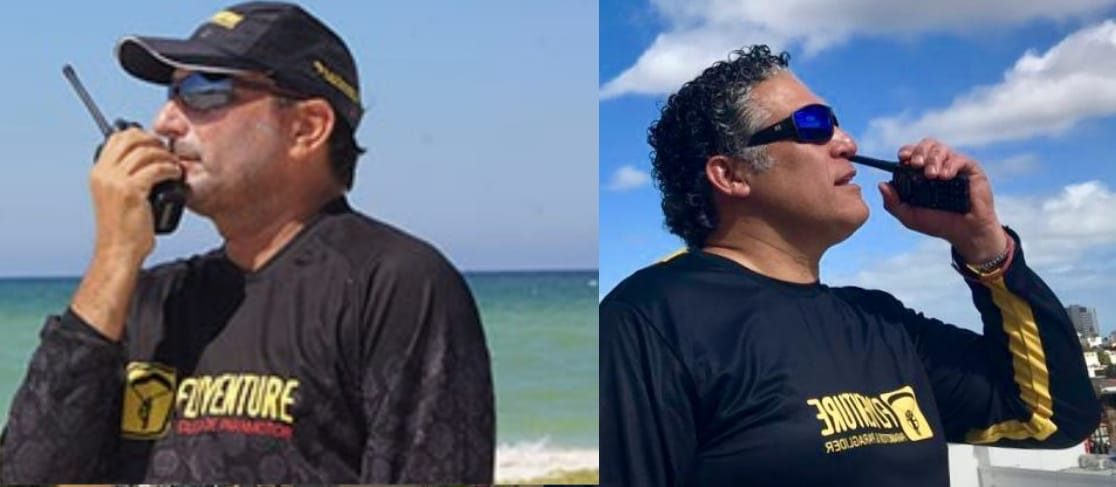 Instructores :  Javier Medina / Juan José Thomas